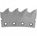Okružní pily segmentové na kov